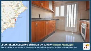preview picture of video '2 dormitorios 2 baños Vivienda de pueblo se Vende en Villamartin, Alicante, Spain'