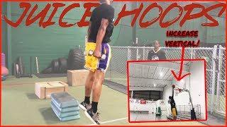 Vertical Jump Workout Journey + Another Buzzer Beater Attempt!