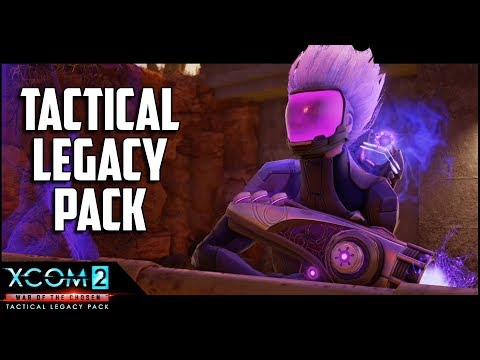 GET OFF MY BRIDGE Legacy Op - XCOM 2 Tactical Legacy Pack - Mission 7 of 7 - Gameplay Lets Play