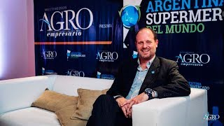 Diego Moreno - Secretario de Política Ambiental, Cambio Climático y Desarrollo Sust. de la Nación