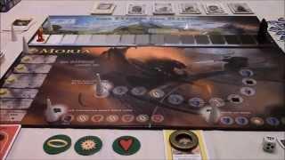 Brettspiel Der Herr der Ringe #01 - Übersicht und Regeln - Das Koop-Rollenspiel / Strategiespiel