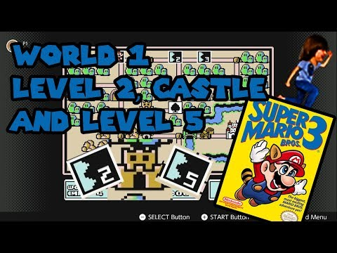 Download Super Mario Bros 3 World 1 2 Player Video 3GP Mp4