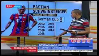 Zilizala Viwanjani: Mataji ya Bastian Schweinsteiger kabla aage Man united