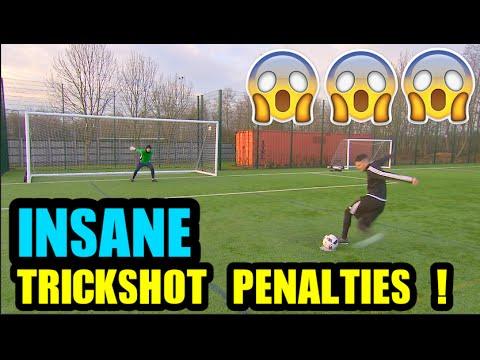 AMAZING Trickshot Penalties!