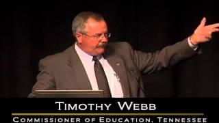 Teacher Effectiveness Conference: Keynote - Webb