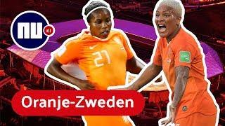 'Beerensteyn ten koste van Van de Sanden in de basis' | Vooruitblik Oranjevrouwen | NU.nl