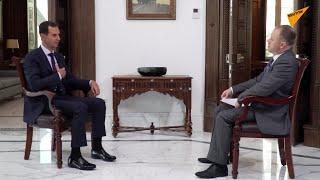 Asad dla Sputnika: Erdogan był głównym podżegaczem konfliktu w Górskim Karabachu