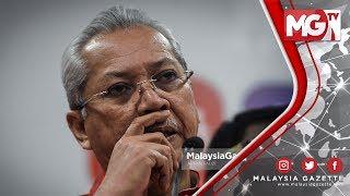 TERKINI : Lantik Najib Jadi Ketua Umum UMNO Tidak Relevan – Annuar Musa