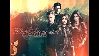 Shadowhunters - Where we come alive
