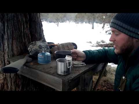 By Far the Best Way to Make Coffee While Backpacking