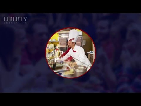 Liberty University Quick Facts | Dining Hall