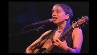 "Ani DiFranco ""Untouchable Face"" Rare Live Hollywood 1996"