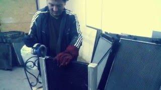 Изготовление, ремонт авторадиаторов и интеркулеров