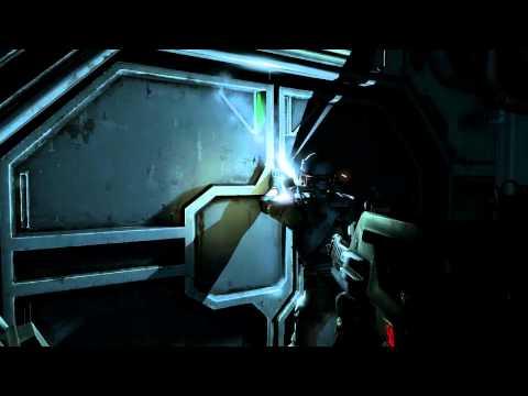 aliens colonial marines xbox 360 video