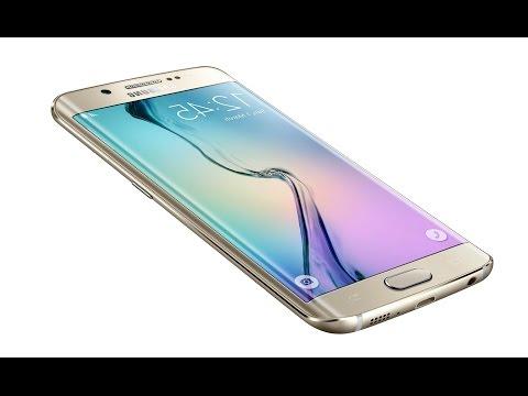 Samsung Galaxy S6 Edge, Gold Platinum 32GB - Test