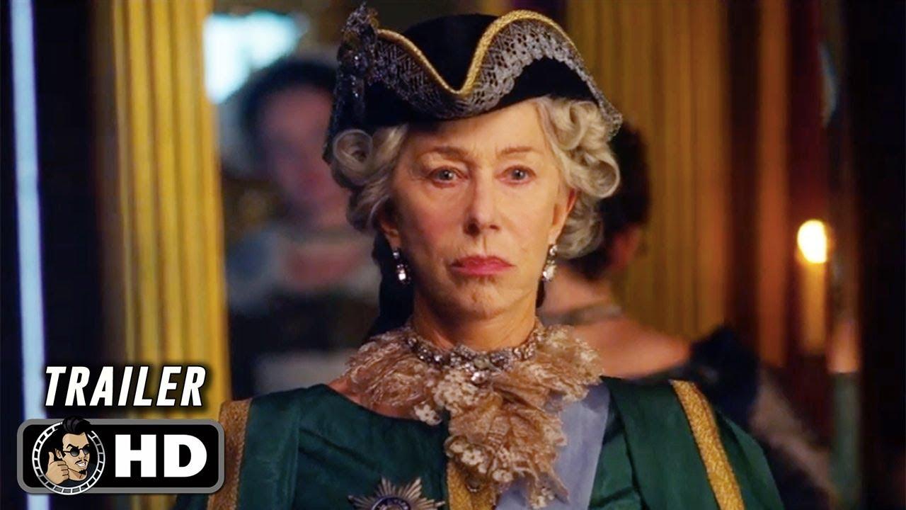 New TvSeries: Catherine the Great, 2019 - Helen Mirren