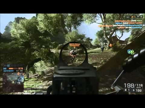 Battlefield 4 Guilin Peaks Rush defense