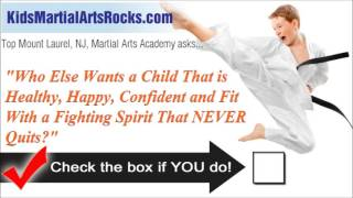 preview picture of video 'Mount Laurel Kids Martial Arts Rocks - A Call To Action'