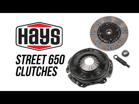 Hays 650 Street Clutches