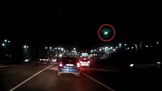 COMPILATION 25.10.2016 BIG GREEN Meteorite crushed in Buryatia Baikal Russia  Метеорит в Бурятии