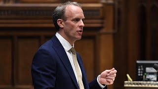 video: Russia thought to be behind Belarus flight hijack, says Dominic Raab