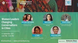 Women Leaders Changing Conversations in Cities