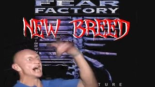 NEW BREED DRUM COVER/FEAR FACTORY