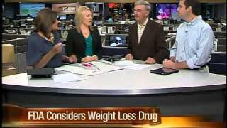 Will FDA approve new a weight loss pill?