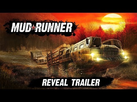 spintires mudrunner xbox one release date news reviews. Black Bedroom Furniture Sets. Home Design Ideas