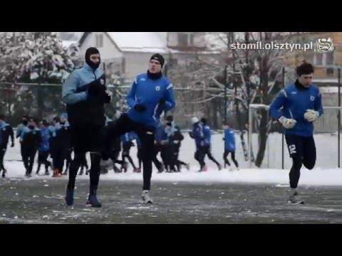Trening Stomilu Olsztyn na Dajtkach