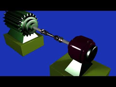 Drive Shaft , Dynamic Balancing Machine