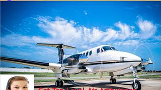 Now Choose Low-Cost Medilift Air Ambulance Service in Patna