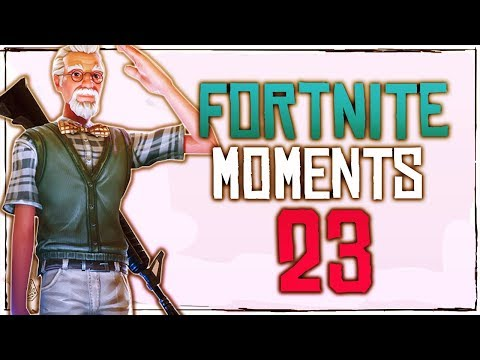 Fortnite Battle Royale WTF & Funny Moments Episode. 23
