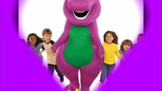 Barney is a dinosaur - Lyrics