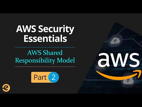 AWS Security Tutorial | Shared Responsibility Model AWS (Part 2/5) | Eduonix