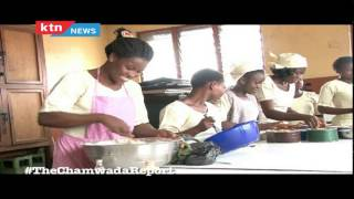 The Chamwada Report Ep 4: Kenyan priest changing lives in Lagos slums (2)