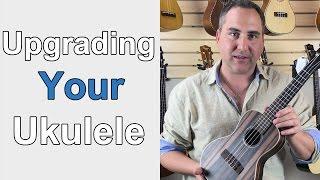 Upgrading Your Ukulele: 5 Ukes To Consider (Concert, Grand Concert, Tenor)