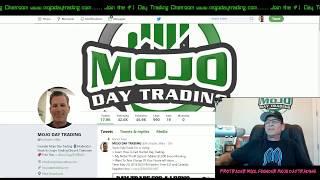 Pre-Market Livestream 📡 The Mojo Day Trading Show 5/17/2018