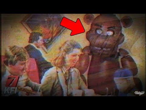 El Video Perdido Que Podria Confirmar Que La Historia De Five Nights At Freddy's Fue Real
