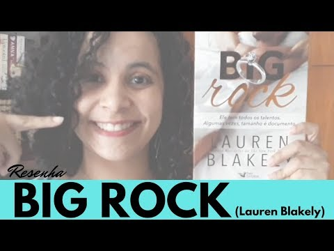 BIG ROCK (LAUREN BLAKELY) | VLOGMAS #9 | Livraneios