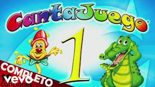CantaJuego  CantaJuegos Volumen 1 Completo