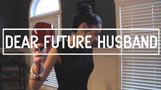 Dear Future Husband Music Video