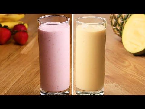 Video Freezer-Prep Fruit Smoothies