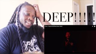 Phora   Forgive Me (REACTION) Woooooowww!!!
