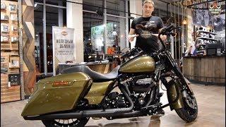 Road King Special Olive Gold Harley-Davidson