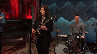 "Saturday Sessions: Lucy Dacus Performs ""Pillar Of Truth"""