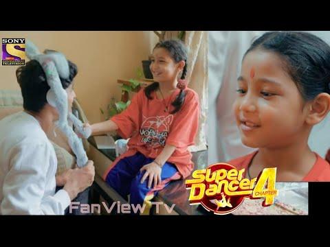 देखिए Tushar Sir जब Florina को लेकर गए अपने घर   Super Dancer Chapter 4 Today Episode