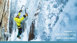 Kurt Wedberg Ice Climbing in the Eastern Sierra | Perennial 1.1