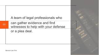 Advantages of Hiring Criminal Law Attorney