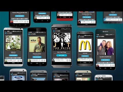 Video of NextRadio - Free FM Radio